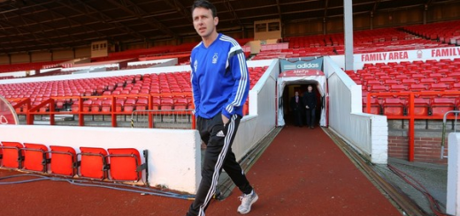 Dougie Freedman Forest Manager