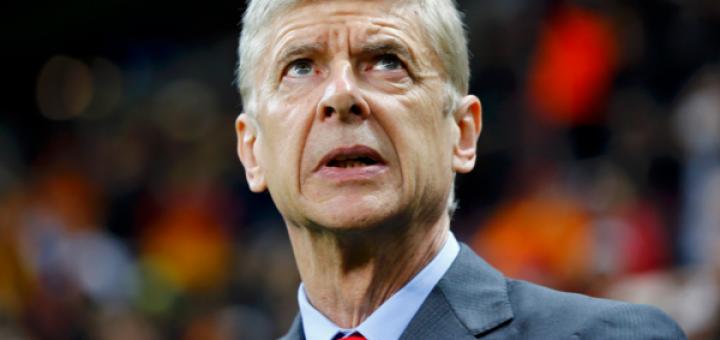 Arsene Wenger has felt increasing pressure this year