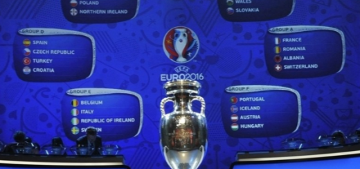 The draw for France 2016 was the biggest ever