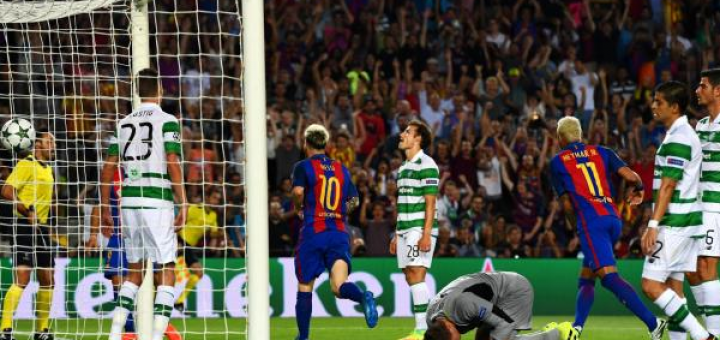 Celtic (and Scottish Football) was humiliated in Barcelona