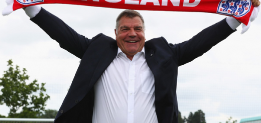Sam Allardyce lasted 67 days in charge of England