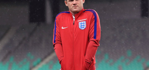 Rooney was dropped for the Slovenia match