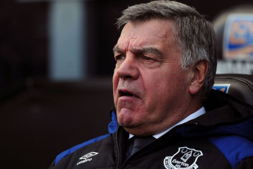 Sam Allardyce is sacked at Goodison Park
