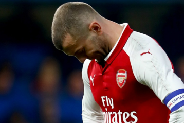 Jack Wilshere misses out on the England world cup squad